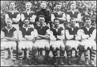 Burley Team for FA Cup Final 1947