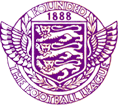Football League logo from 1888