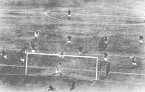 Bert Freeman's Winning Goal in FA Cup Final 1914